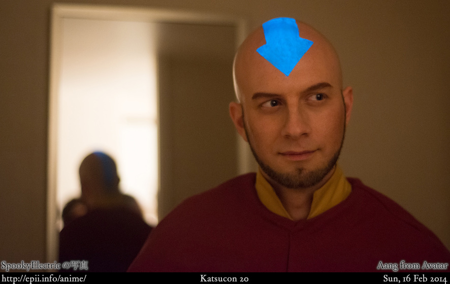 Picture: Avatar - Aang 8183
