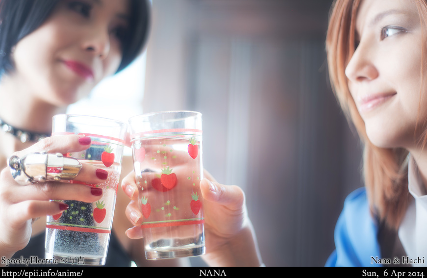 Cosplay  Picture: NANA - Nana and Hachi 9695