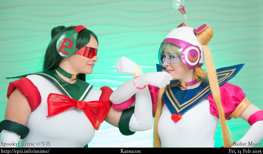 Picture: Sailor Moon - Pluto and Sailor Moon 0039